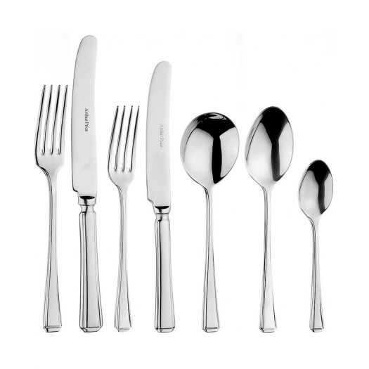 Harley 58-Piece Canteen Cutlery Set for 8