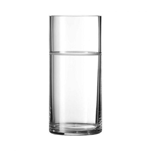 Bande Crystalline Vase 23cm