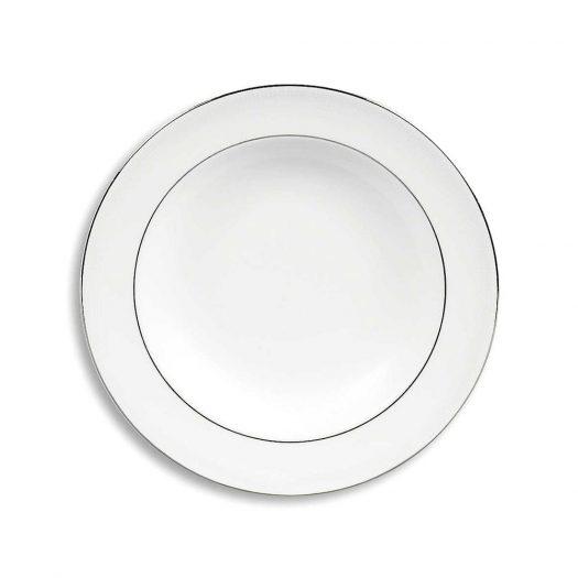 Blanc Sur Blanc Soup Bowl 23cm