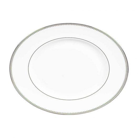 Grosgrain Oval Dish 40cm