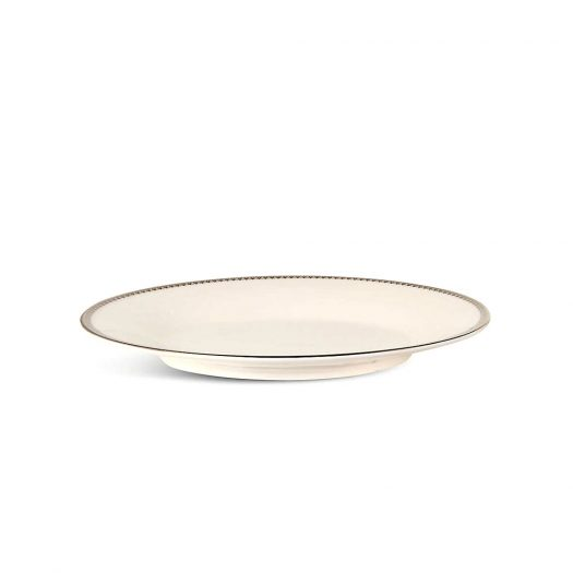 Lace Platinum Sauce Boat Stand
