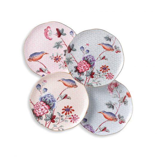 Cuckoo Tea Plates