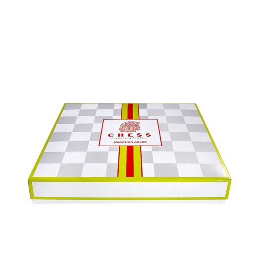 Acrylic Chess Set 43.8cm
