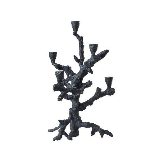 Apple Tree Aluminium Candleholder 53cm x 32cm