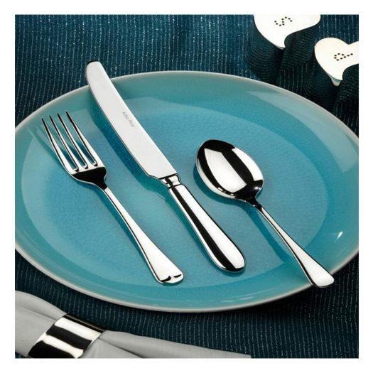 Georgian Stainless Steel Cutlery 24-Piece Set