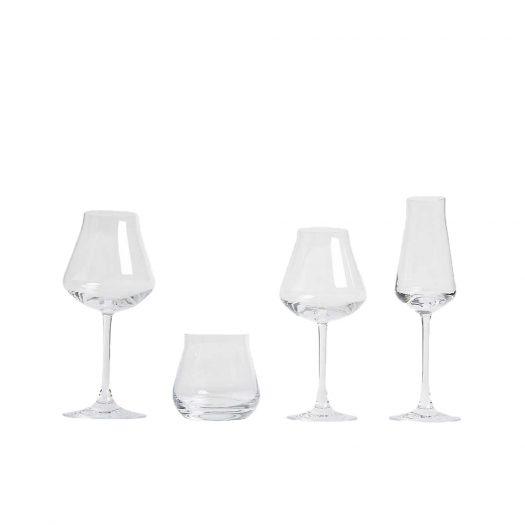 Château Degustation Glassware Set of Four