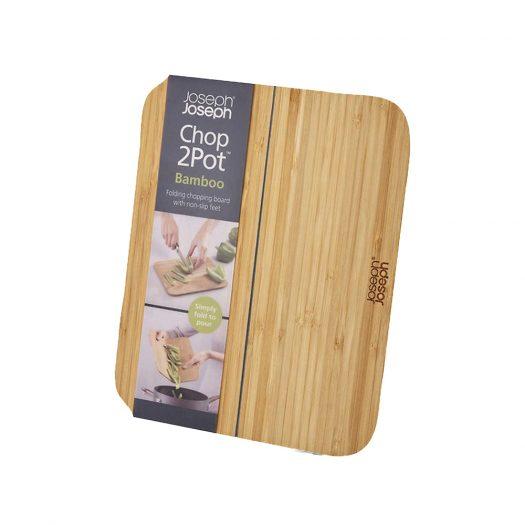 Chop2pot Bamboo Chopping Board