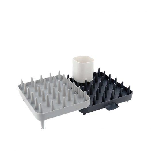 Connect Adjustable 3-piece Dish Rack