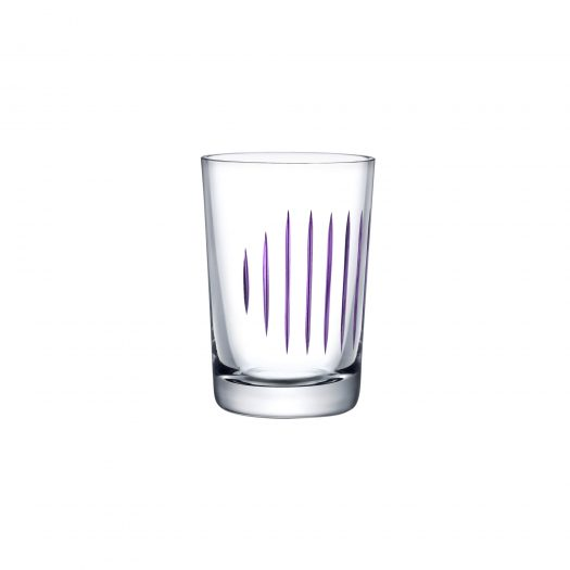 Parrot Glass Tumbler Clear