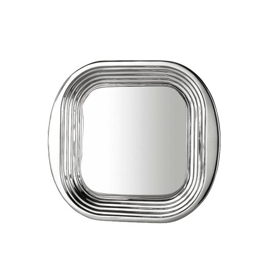 Form Mirrored Stainless Steel Tray 49cm x 44cm