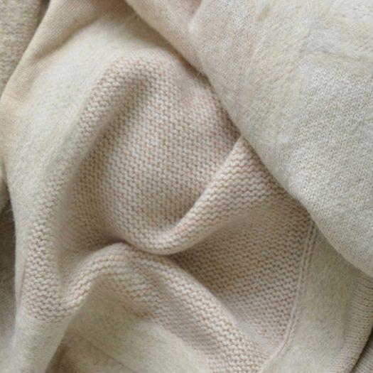PLAID Swatch Upcycled Wool Throw 150cm x 200cm