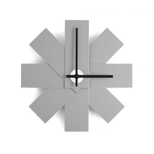 Rasmus Gottliebsen Watch Me powder-Coated Aluminium Wall Clock 28.5cm