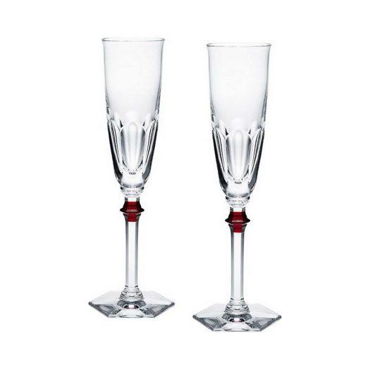 Set of 2 Harcourt Eve Champagne Flutes