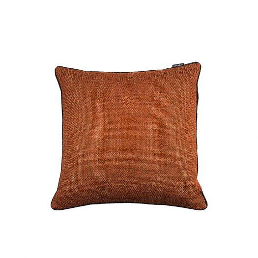 Smooth Bordered Woven Cushion 50cm x 50cm