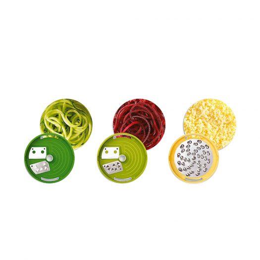 Spiro Three-in-one Spiraliser