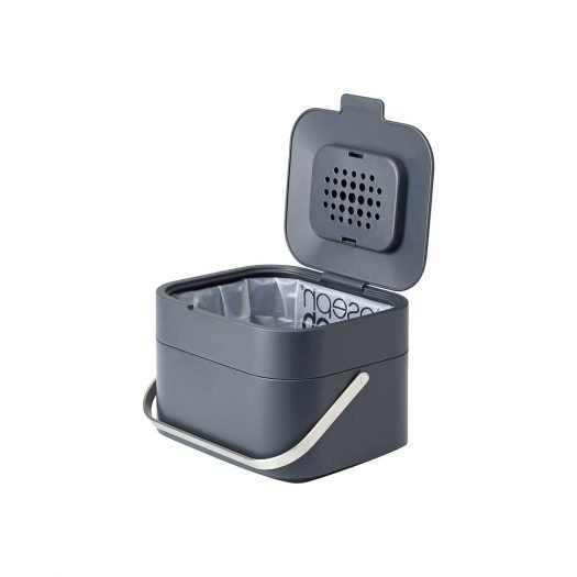 Stack 4 Food Waste Caddy with Odour Filter