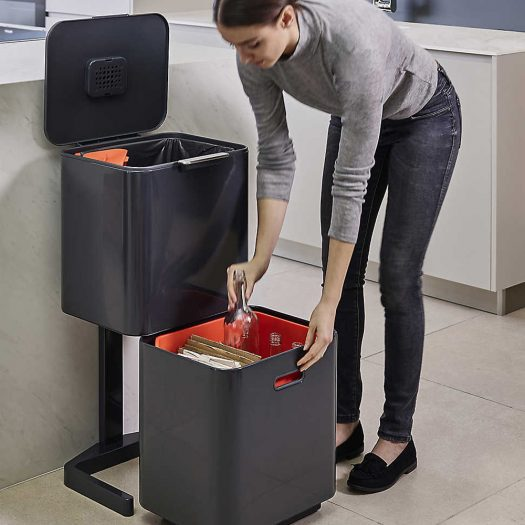 Totem Max 60L Waste and Recycling Bin