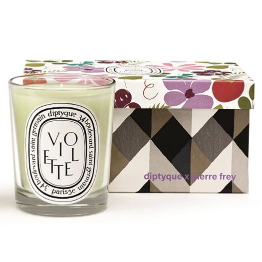 Violette Scented Candle 190g