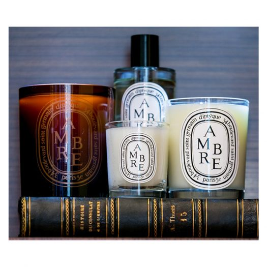 Ambre Scented Candle 300g