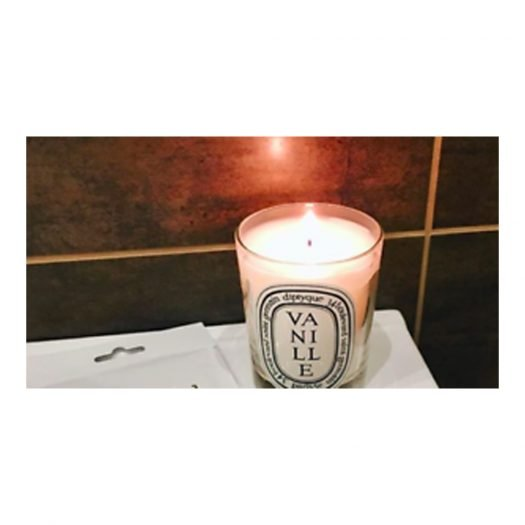 Vanille Mini Scented Candle 70g