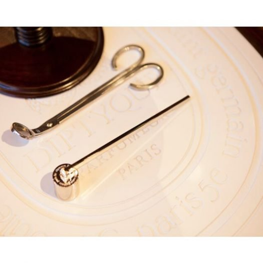 Logo-Embossed Candle Snuffer