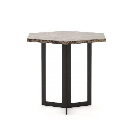 Violet Side Table