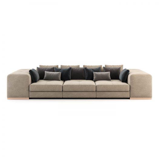 Cancun Sofa 3 seats