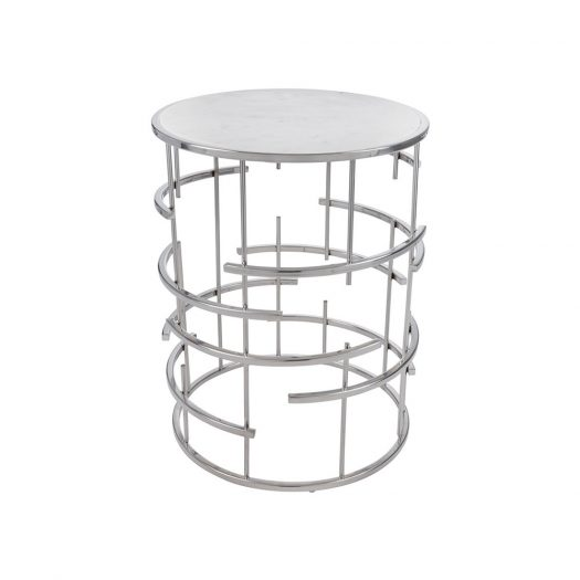 Marble Grid Table