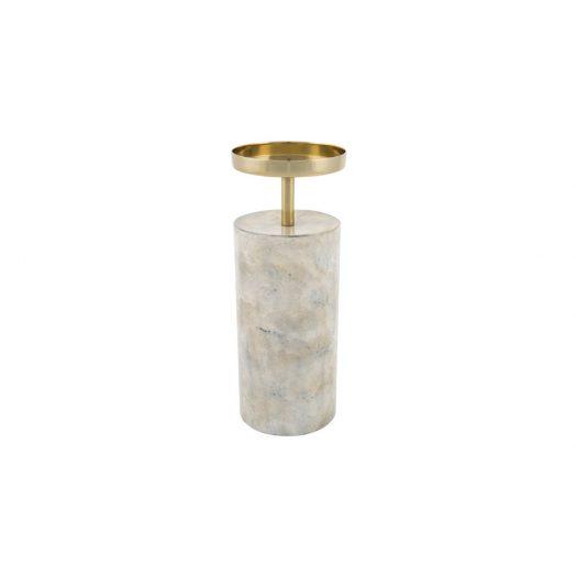 Marwood Pillar Candle Holder - Large