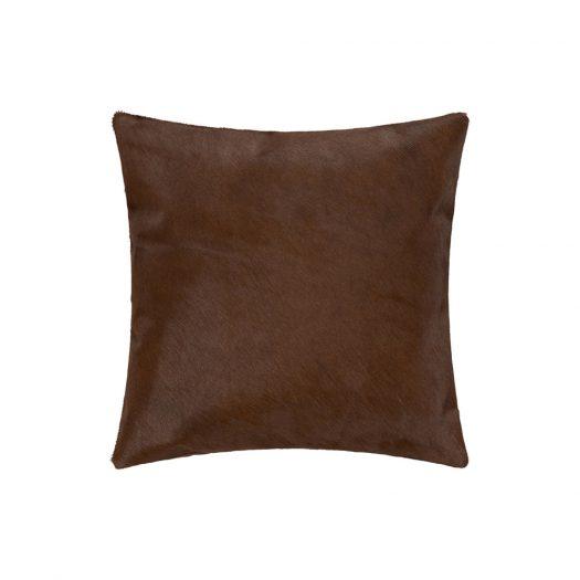 Cowhide Cushion - 45x45cm - Natural