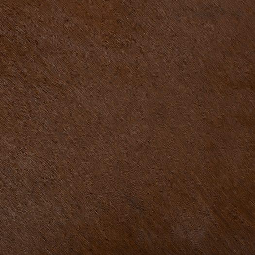 Cowhide Cushion – 45x45cm – Natural