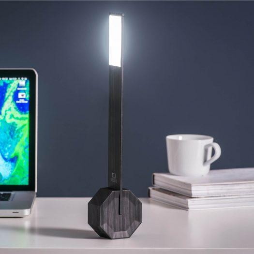 Octagon One Desk Lamp Black