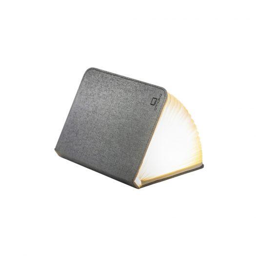 LED Smart Fabric Booklight- Mini Urban Grey