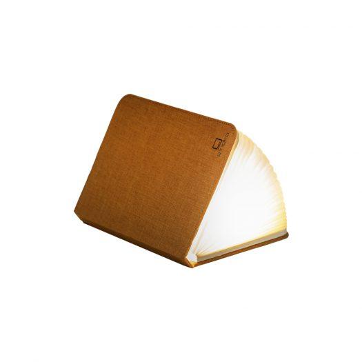 LED Smart Fabric Booklight- Mini Harmony Orange