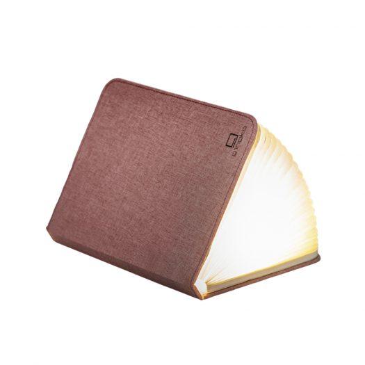 LED Smart Fabric Booklight- Blush Pink