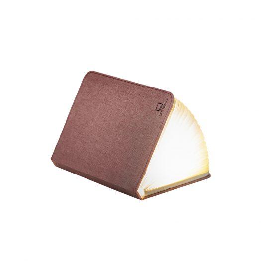 LED Smart Fabric Booklight- Mini Blush Pink