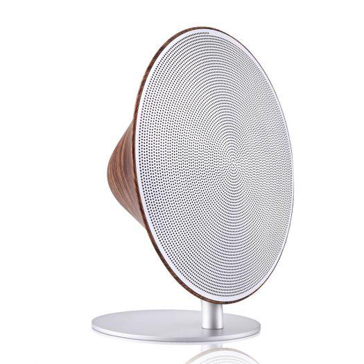 Halo One Bluetooth Speaker Bluetooth NFC Speaker - Walnut