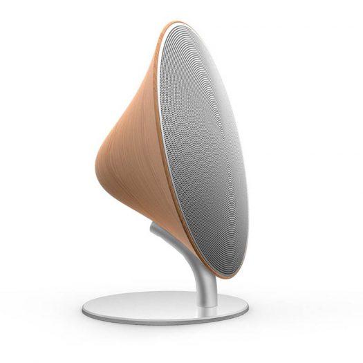 Halo One Bluetooth Speaker Bluetooth NFC Speaker - Beech