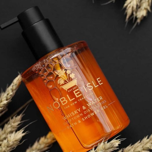 Whisky and Water Shower Gel 250ml