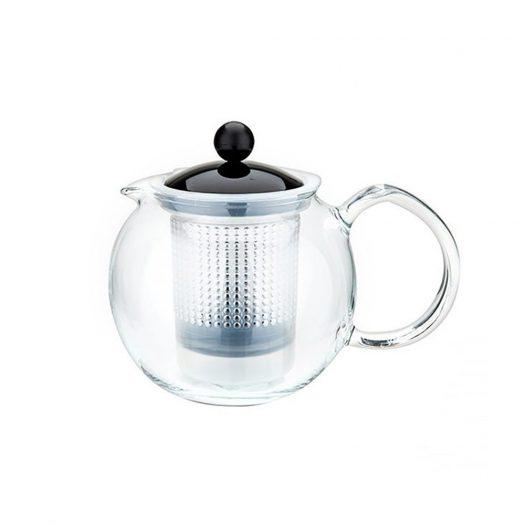 Bodum Assam Tea Press Black Lid 500ml