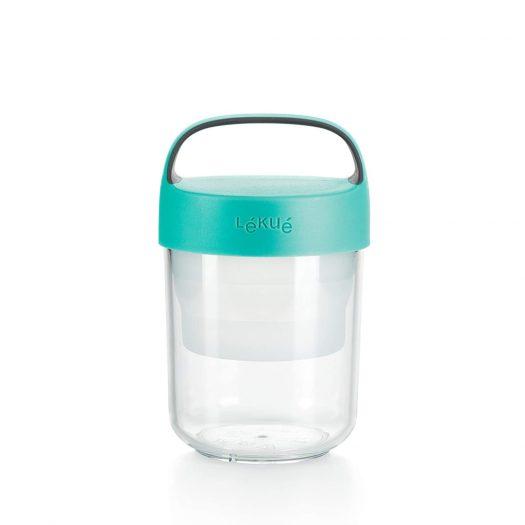 Jar To-Go, 400 ml Turquoise