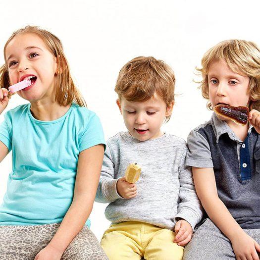 Iconic Ice Cream Mold, Set of 4