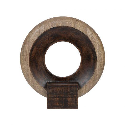 Wooden Hoop Object