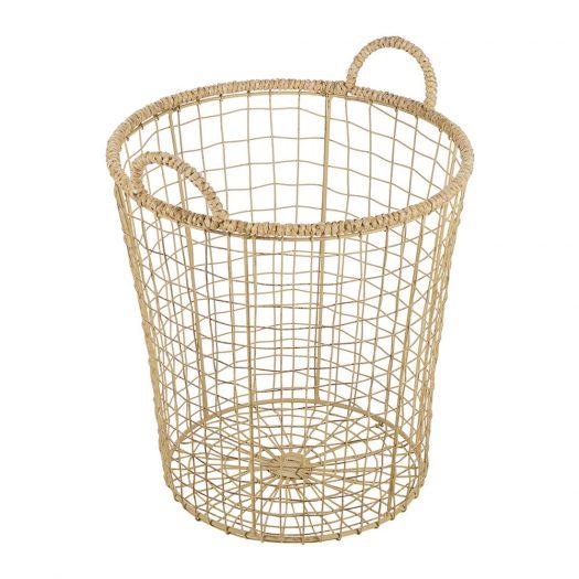 Jute Storage Basket – Set of 2
