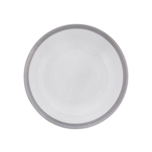 Glam Pasta Bowl - Set of 4 - Platinum