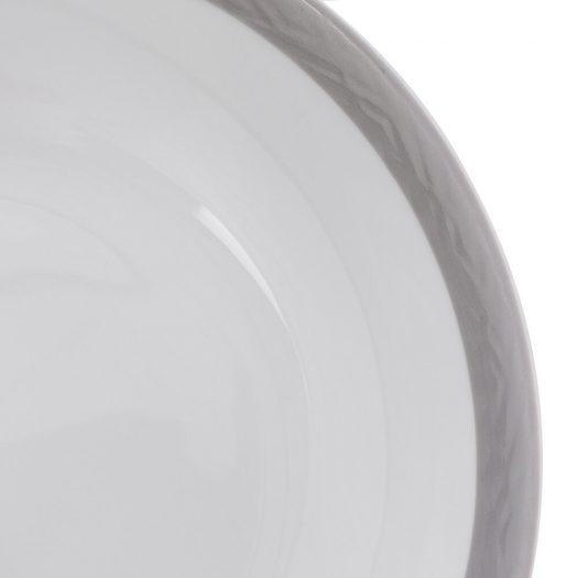 Glam Pasta Bowl – Set of 4 – Platinum