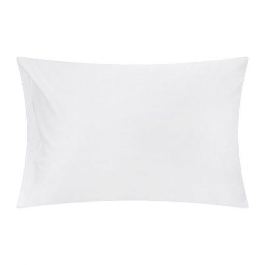 Egyptian Cotton Standard Pillowcase Pair - White