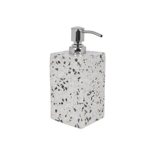 Terrazzo Stone Soap Dispenser
