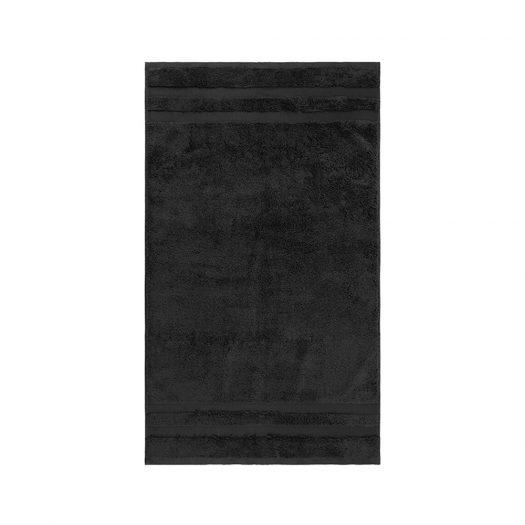 Pima Towel - Black - Bath Towel