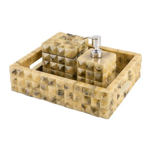 Stud Soap Dispenser – Tortoishell